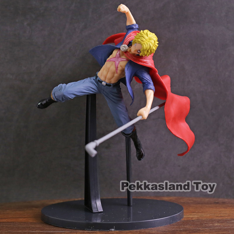 Box Opened One Piece Figure Doflamingo 18cm Banpresto Coloseum Scultures Big To Have A Long Historical Standing Toys, Hobbies Action Figures