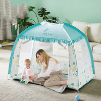 Luxury Foldable Multifunction Large Mosquito Nets Infants Baby Crib Netting Baby Bed Mosquito Nets Ger Type Summer Cradle Mesh
