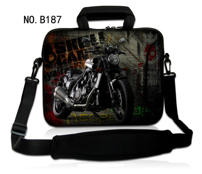 Motorcycle Women and Men bag 1112 13 14 15 15.6 Universal Laptop Shoulder bags Notebook Bags for Macbook Air Pro Sleeve Case