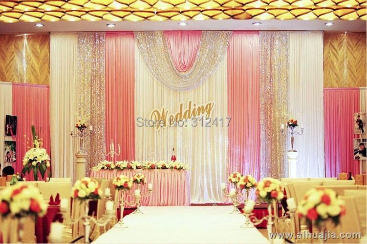 Buy Hotsale 10x20 Wedding Backdrop With Swag Wedding Drapes Baby Shower  Backdrop From Reliable Wedding Dress With Lace