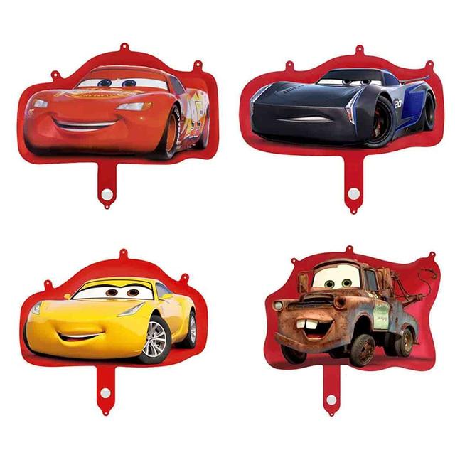 Disney Pixar Autos 3 Folie Ballon Blitz Mcqueen Jackson Storm