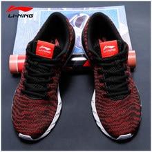 Li-ning masculino 2018 explosão luz tênis de corrida respirável têxtil forro conforto sapatos esportivos super leve tênis