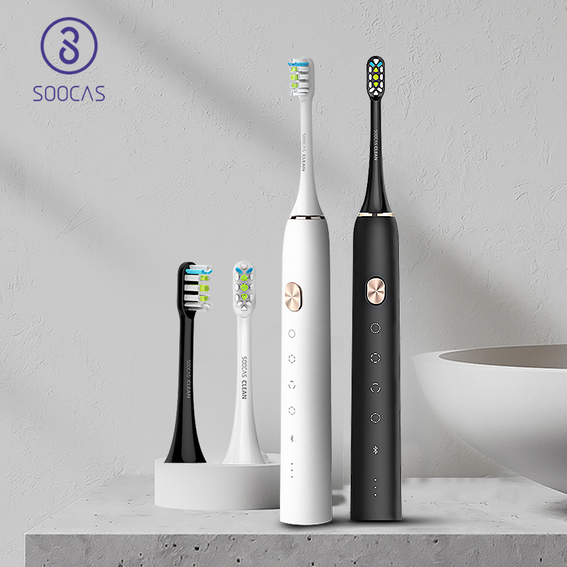 Xiaomi Mijia SOOCAS X3 Electric Toothbrush Sonic Toothbrush USB Rechargeable Automatic Ultrasonic Tooth Brush For Teeth