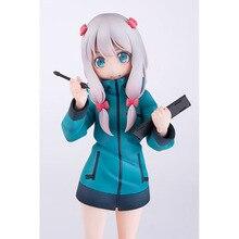 19cm Anime Eromanga Sensei Izumi Sagiri 1/8 Scale PVC Figure Collectible Model Toys for gift