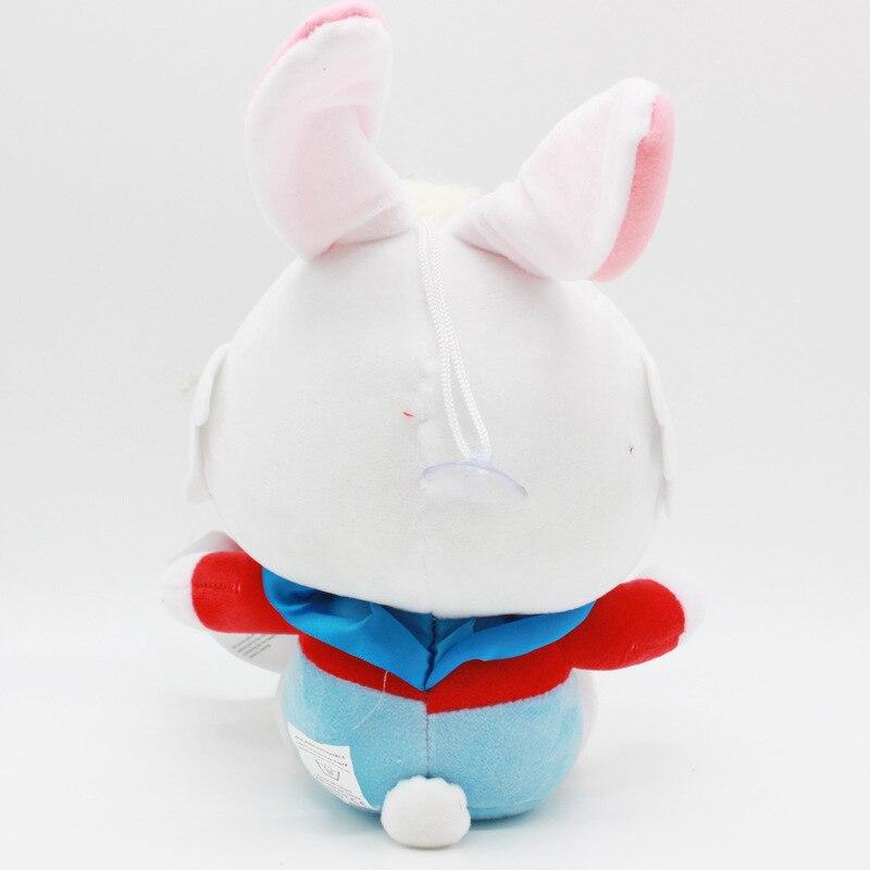 4-3 шт./лот, 20 см, мягкая плюшевая игрушка «Алиса в стране чудес», 2 Чеширский Кот из Алисы, белый кролик, кукла, подвеска для детей, подарки для де... смотреть на Алиэкспресс Иркутск в рублях
