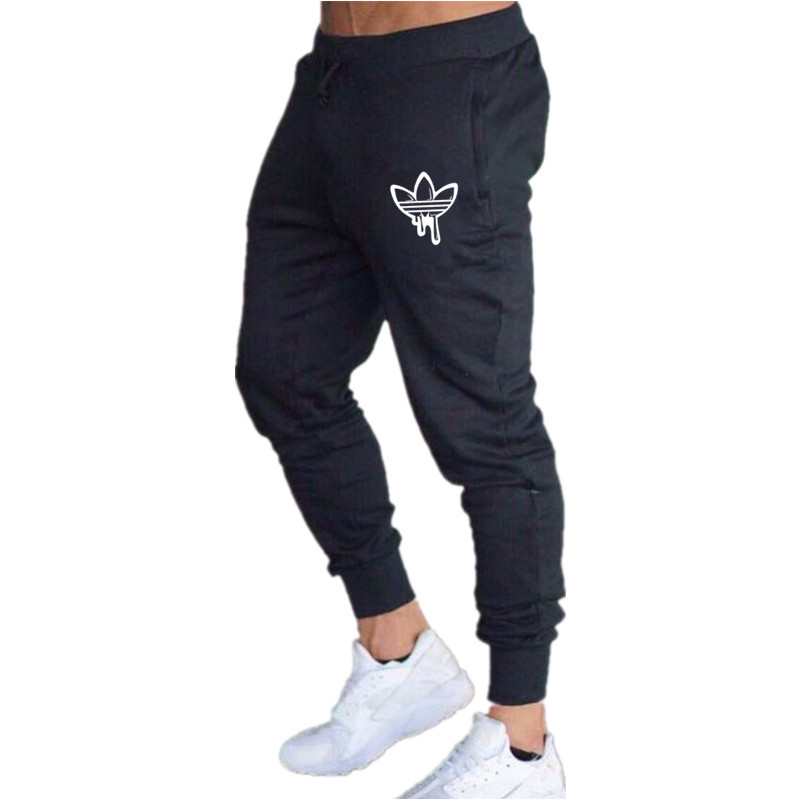 6c1dd81d219ffd Mens Joggers Casual Pants Fitness Male Sportswear Tracksuit Bottoms ...