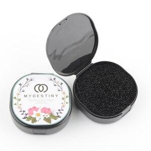 1 шт. Кисти для макияжа, очищающие кисти для макияжа, очищающие пластиковые коробки, чистящие наборы для косметики