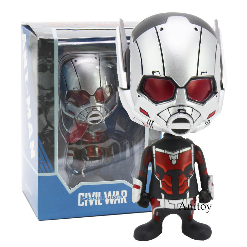 Civil Protection Toys : Aliexpress buy hot toys civil war ant man bobble