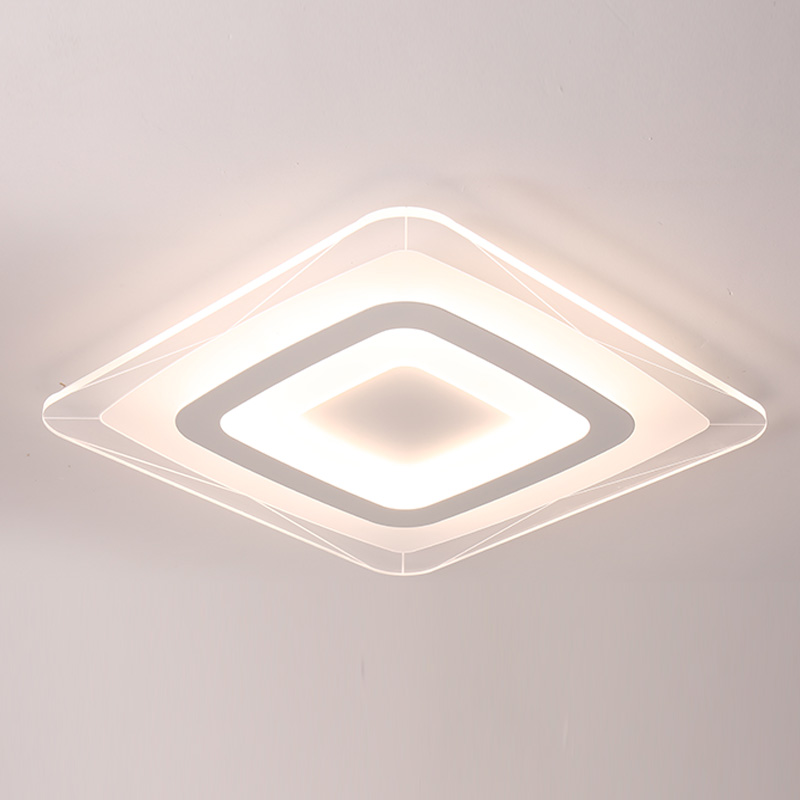 Ultra home decomation ceiling light transparent bedroom ceiling light  decorative lampshade ceiling lamp
