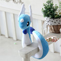 65/100cm large big Giant Pokemon Dragonair Mythical Animals Plush Toys cute Toys Kids Birthday/Christmas Gift