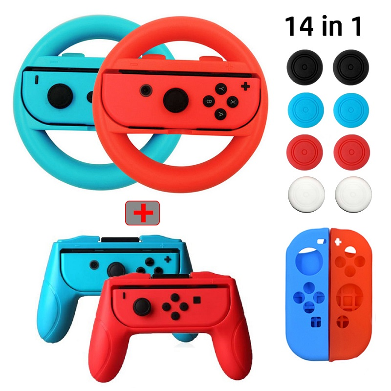Gamepad Support-Holder Switch Hand-Grip-Stand Game-Controller Right Nintendo Joy-Con