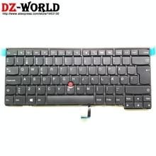 Новая/оригинальная Датская клавиатура DK для Thinkpad T431S L440 L450 L460 T440 T440S T431S T440P T450 T450S T460 Teclado 04Y0871