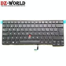 New/Orig DEN DK Dinamarquês Teclado para Thinkpad T431S L440 L450 L460 T440 T440S T431S T440P T450 T450S T460 teclado 04Y0871