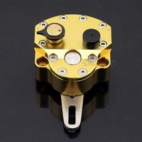STEERING DAMPER STABILIZER Motorcycle Accessories Universal Reversed Safety Adjustable