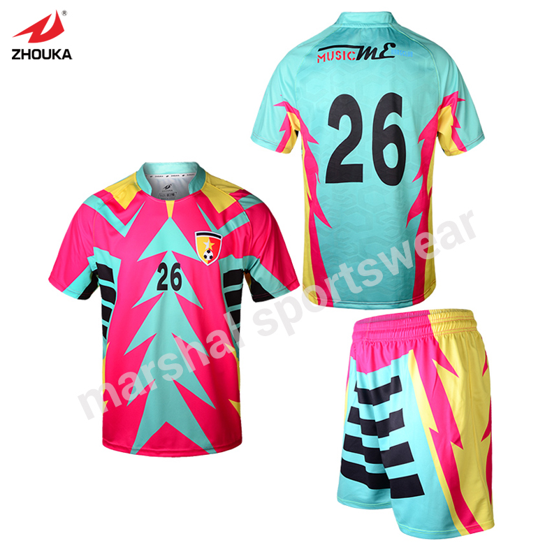All football shirts china manufacturer wholesale custom for Design cheap t shirts