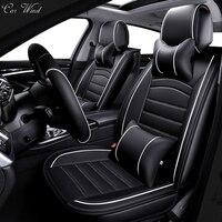 Автомобиль ветер кожа авто чехлы на сиденья для Kia Sportage 3 Camry 40 Renault Megane 3 подкладке чехлы для сидений автомобиля аксессуары