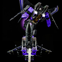 Action Figure Toys Deformation Robot Transformation Aircraft Metal Skywarp MP11t Children Gifts