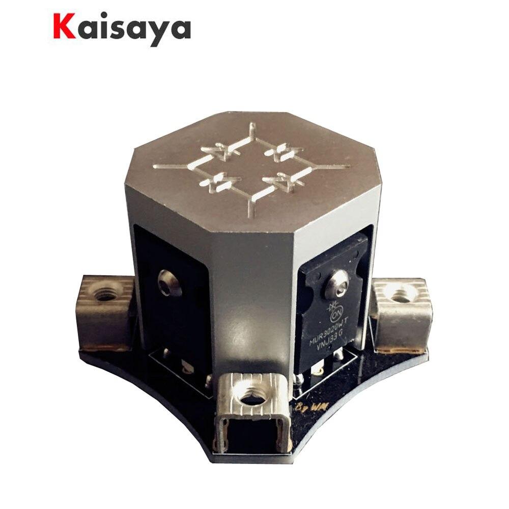 Hohe Qualität 60A 200V MUR3020WT 35ns HiFi Grade Ultra Schnelle Recovery Rectifier Brücke Für Power Verstärker F8-002