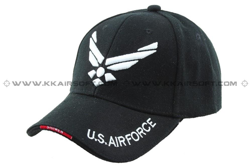Online Shop U.S. Military Air Force logo Baseball Cap Black ... 9afaf7d62c1