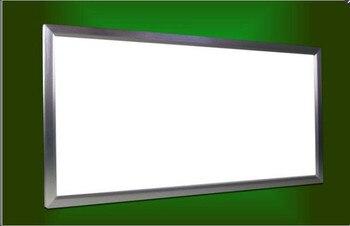 5 年保証 0-10V 調光 UL CUL 規格 DLC 記載されている 2 × 4 フィート 600*1200 ミリメートル 60 ワット反射板凹型 Led パネルライト