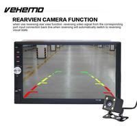 Vehemo HD 1080P MP5 Player Car Player Multimedia Player Car MP5 Radio Bluetooth Calls Universal FM