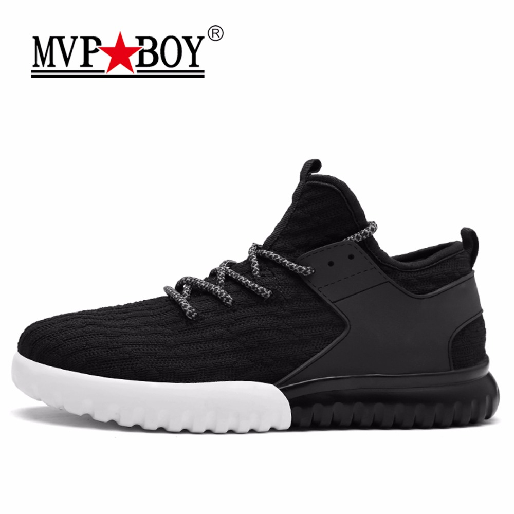 MVPBOY Men s Running Shoes Jogging Sneakers Mesh Breathable Outdoor Run Sport Shoes for Men Cushioning