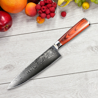 High Quality SUNNECKO 8 Inch Chef S Cooking Knife Damascus Steel Kitchen Knives Japanese VG10 Sharp