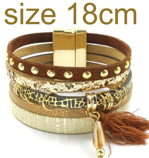 brown size 18CM