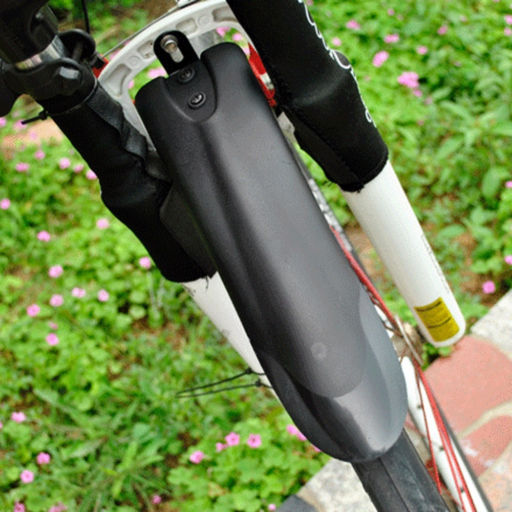 1 Set Bicycle Bike Cycling MTB Mountain Front And Rear Mud Guards Mudguard Fenders Wholesale