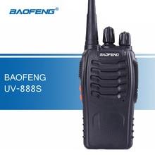Original Baofeng 888S Walkie Talkie 5W UHF 400-470MHZ Handy Transceiver Handheld Two Way Ham Radio baofeng bf-888s Walkie-talkie