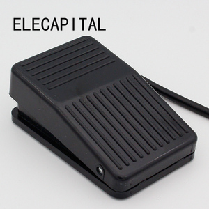 IMC Hot SPDT Nonslip Metal Momentary Electric Power Foot Pedal Switch(China)