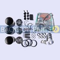 Engine Overhaul Rebuild Kit for Komatsu 3D88E 3D88 3D88E 3A 3D88 3B Block & Parts     -