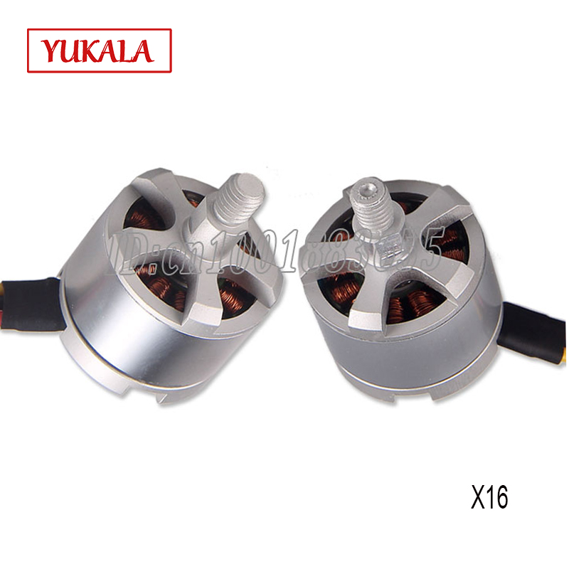 Free shipping BAYANGTOYS X16 Spare Parts RC Quadcopter CW / CCW Brushless Motor for Unmanned Aircraft RC UAV Accessories цена