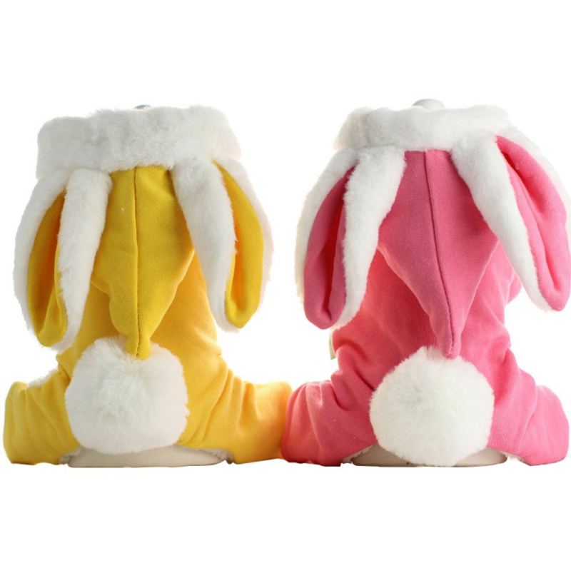 Us 4 18 39 Off Thick Fashion Dog Clothes Warm Pet Clothing For Fall Winter Season Four Legs Cotton Jumpsuits Dogs Supplies Clothing In Jumpsuits