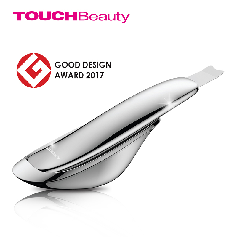 TOUCHBeauty Ultrasonic Face Cleaning Face Skin Scrubber To Remove Blackheads Peeling Wrinkle Anti-Age Cordless Face Spa Device