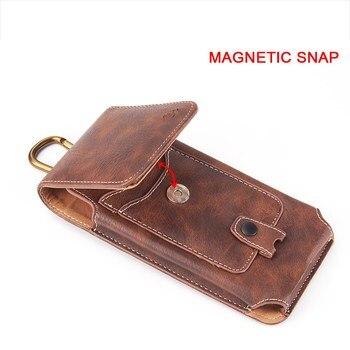 Belt Clip Phone Pouch Case Universal Mobile Phone Holster Waist for xiaomi redmi note 4 4x 5 5a 6 redmi 5 plus 6a mi8 mi9 cover 4