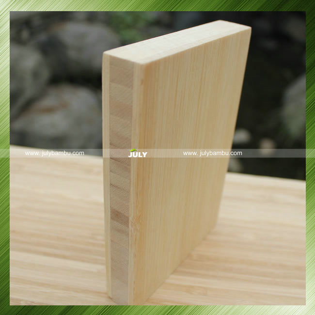 18mm plywood Bamboo 3 ply natural vertical eco friendly high