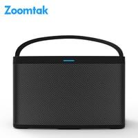 Zoomtak Wireless Wifi Multi Room Audio Alexa Speaker For Music Streaming