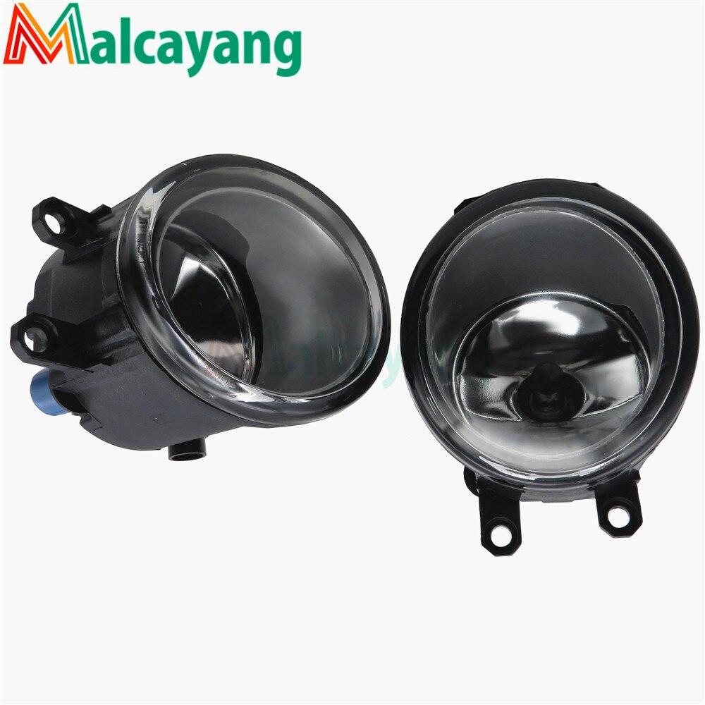 1 SET (Left + right) Car Styling Front Halogen Fog Lamps Fog Lights 81210-06052 For toyota PRIUS 2010 2011 2012 2013 2014 2015