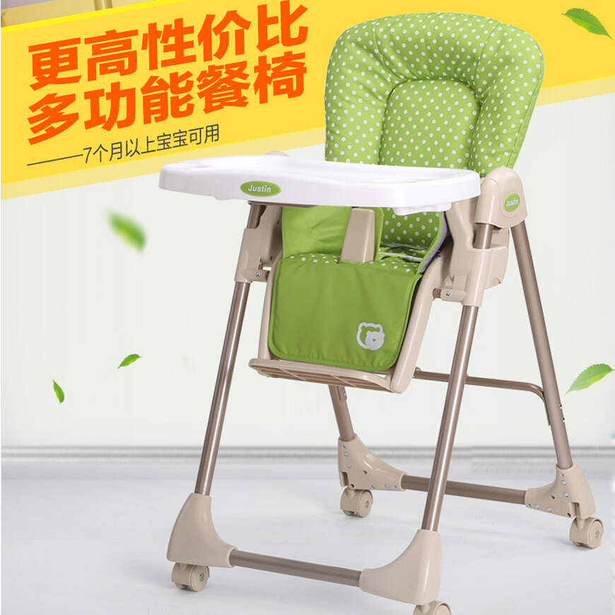Plastic Portable Booster Seat,Folding Baby Chair Feeding,Baby Dining HighChair,Cadeira Para Bebe,Cadeira De Alimentacao Infantil i baby baby booster seat portable feeding high chair infant adjustable folding seat safety belt harness seating system
