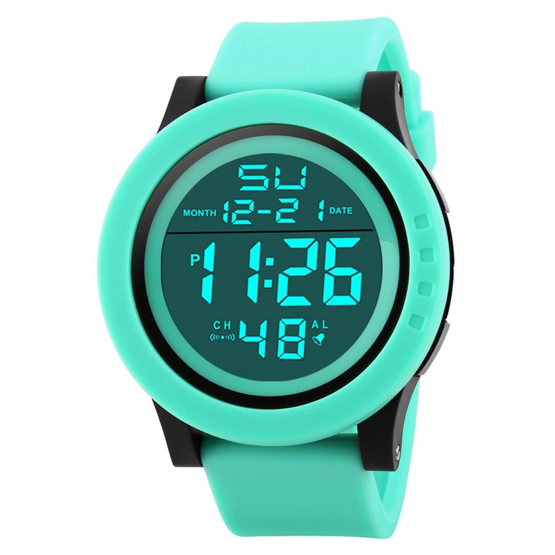 New Arrive LED Military Watch Luxury Fashion Brand Mens Sports Watches Men Casual Electr ...
