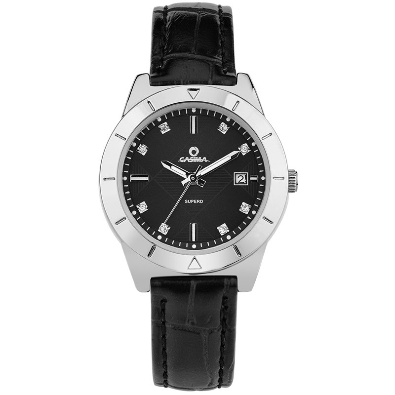 Prix pour 2016 Haut-vente nouvelle marque de luxe montres femmes classique grâce robe femmes quartz montre-bracelet étanche 50 m CASIMA #2620