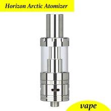 Clon Horizon Arctic Atomizer Tank electronic cigarette vaporizer clearomizer RBA 3.5ml