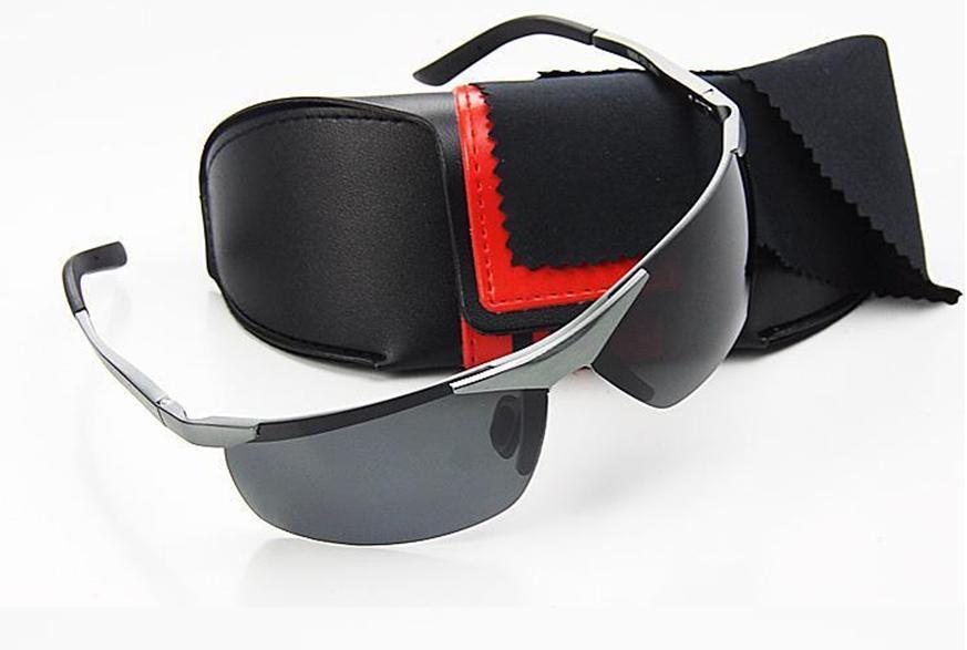 2016 Brand sunglass 6806 sportscenter sunglasses polarized men sunglasses paragraph male sports glasses UV400