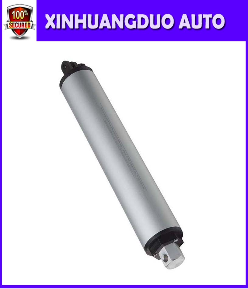 1000 mm stroke DC12V/24V/ 230mm/s speed ,50N 200N Coaxial pen type electric putter, electric linear actuator, Electric putter