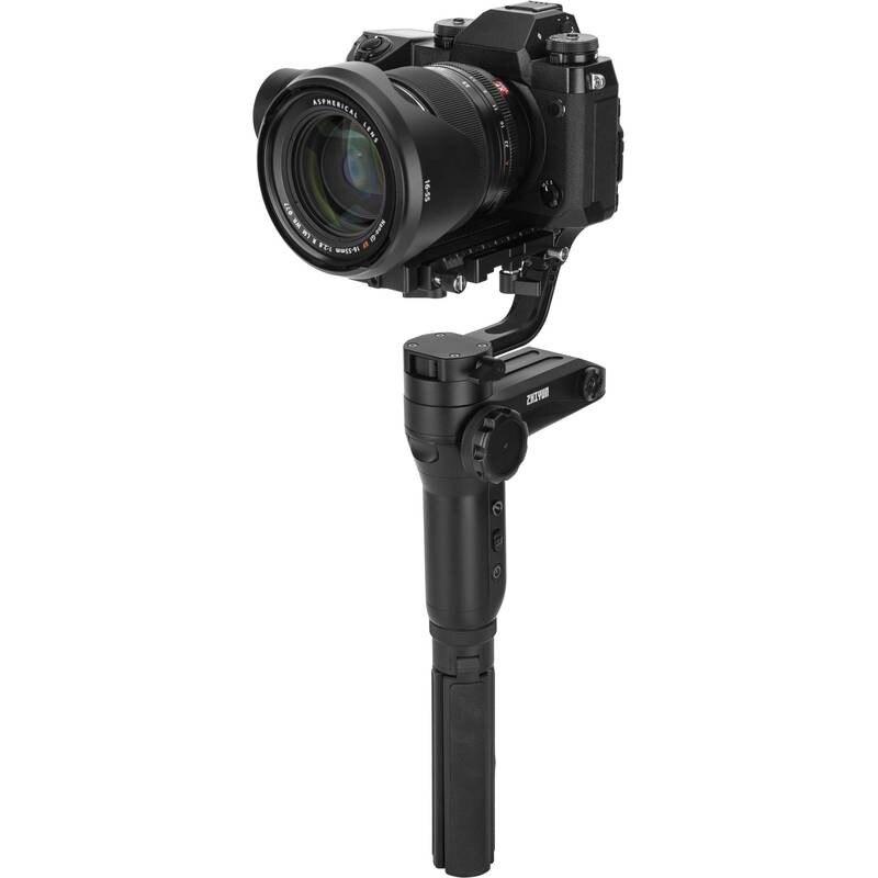 Zhiyun WEEBILL LABORATOIRE 3 Axes De Poche Cardan Sans Fil Image Transmission pour Mirrorless Caméra Reflex Numériques De Poche Stabilisateur Cardans