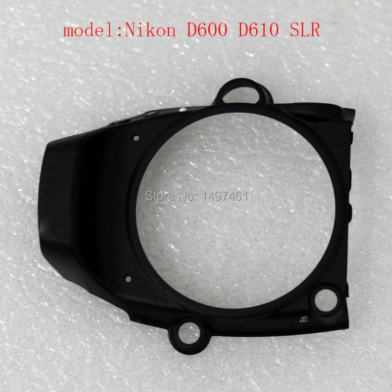 New Protective front face shell Without botton repair <font><b>parts</b></font> for <font><b>Nikon</b></font> D600 <font><b>D610</b></font> SLR image