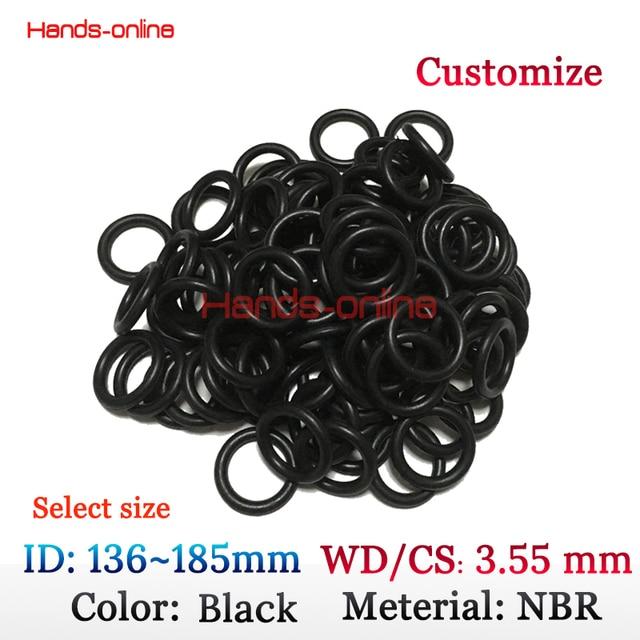 Aliexpress.com : Buy O Ring ID136 140 145 150 155 160 165 170 175 ...