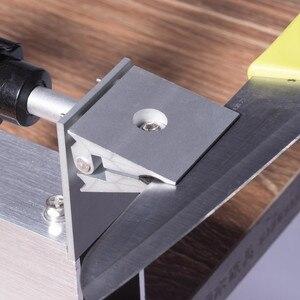 Image 3 - חדש 360 רוטרי סכין מחדד חידוד מערכת סכין איפקס קצה מחדד אלומיניום סגסוגת