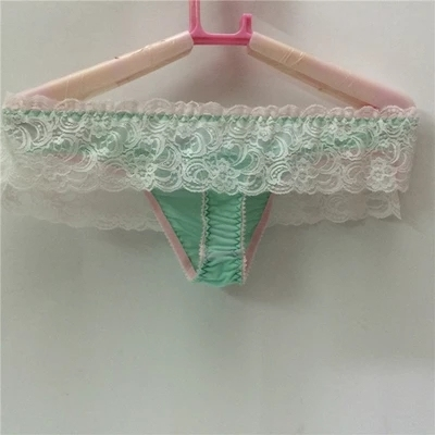 Sissy panties mens lace panties gay underwear men's underpants men mini underwear men thong penis pouch mens spandex briefs